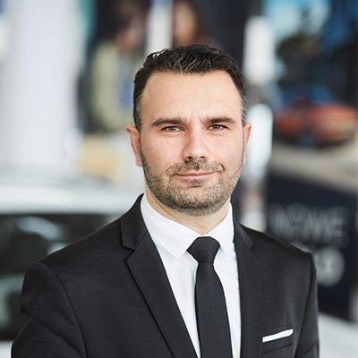 Handlowiec - Grzegorz Sklarow