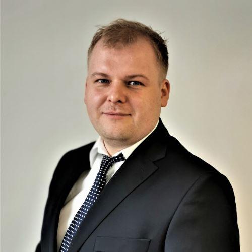 Handlowiec - Michał Kaźmierczak