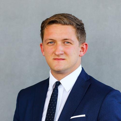 Handlowiec - Michał Małek