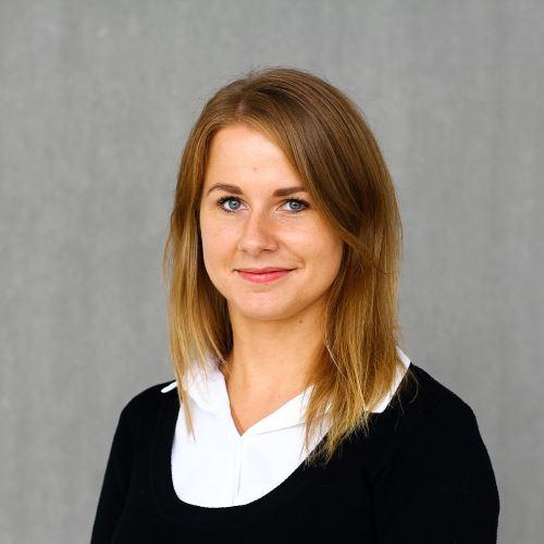 Handlowiec - Paulina Mulińska