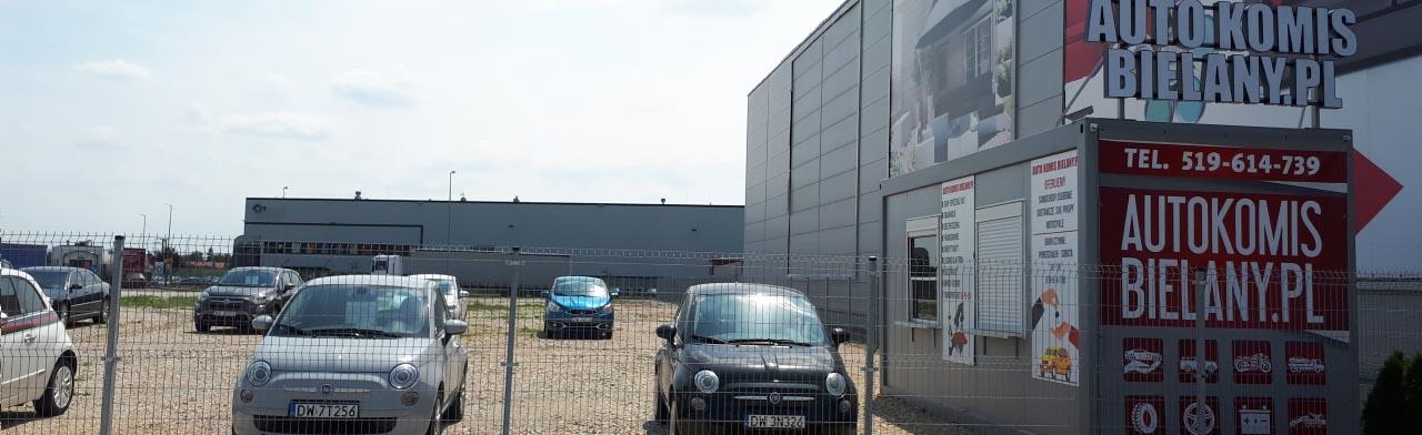Auto Komis Bielany Wrocławskie