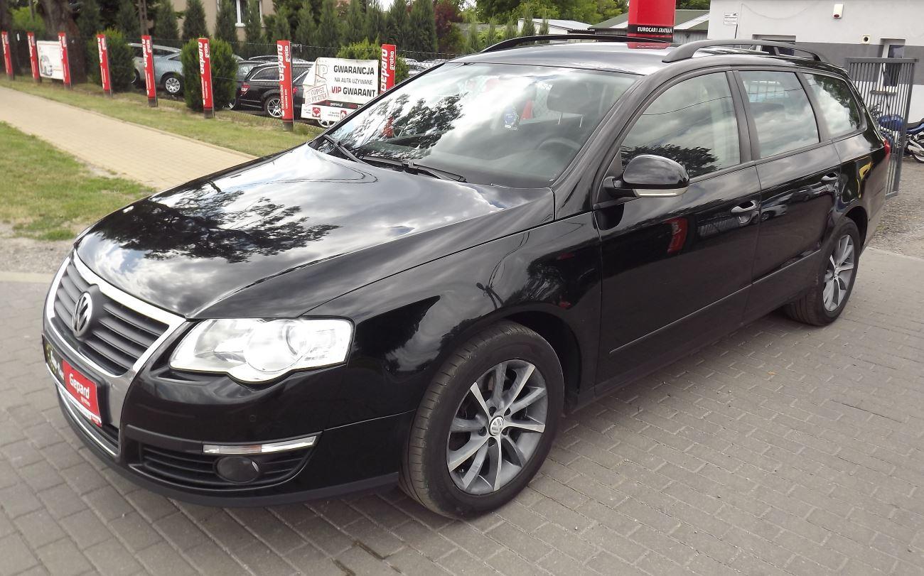 Volkswagen Passat B6 Kombi 5-osobowy - Wypożyczalnia Euro Car Janów Lubelski, Wynajem